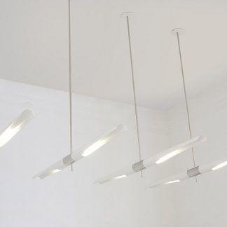 Lampa wisząca Dragonfly Solo do nowoczesnego salonu