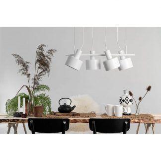 Lampa wisząca Enkel do pięknej jadalni nad stół