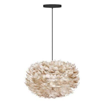 Lampa wisząca Eos Light do nowoczesnej sypialni