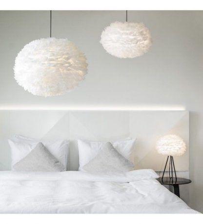 Lampa wisząca Eos Light do sypialni