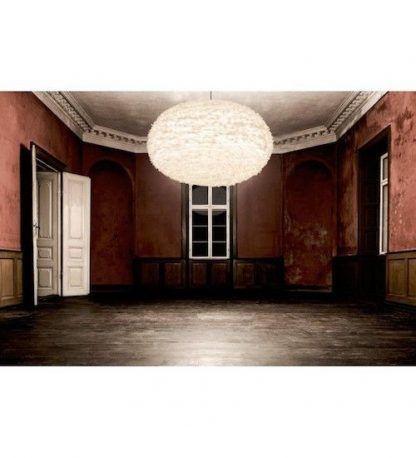 Lampa wisząca Eos XXL do salonu