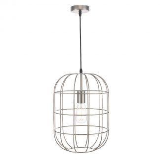 Lampa wisząca Eudora do minimalistycznego salonu