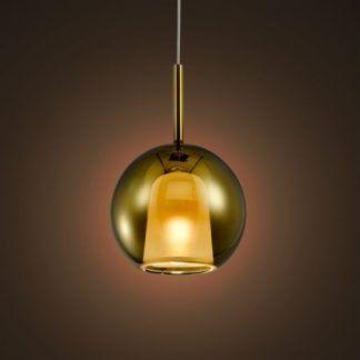 Lampa wisząca Euforia nad stół w jadalni