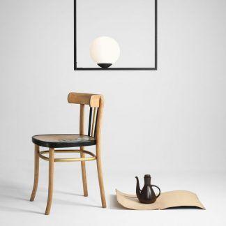 Lampa wisząca Frame Long do nowoczesnego salonu