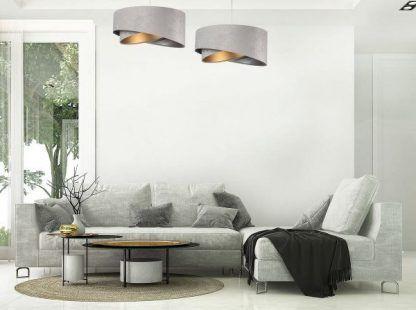 Lampa wisząca Galaxy do eleganckiego salonu nad sofę
