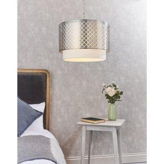 Lampa wisząca Gilli nad sofę do salonu