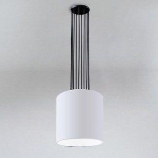 Lampa wisząca IHI do jasnej kuchni