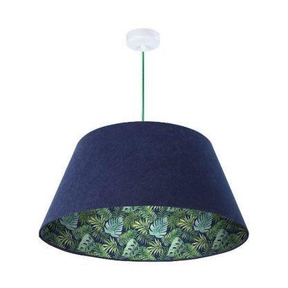 Lampa wisząca Jungle do małego salonu