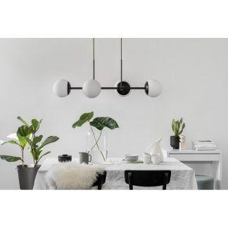 Lampa wisząca Kop E do nowoczesnej jadalni