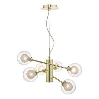 Lampa wisząca Kumara do jadalni lub salonu
