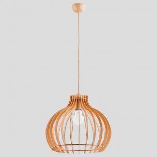 Lampa wisząca Lavaya do jadalni lub salonu