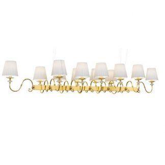 Lampa wisząca Lilosa nad stół w jadalni
