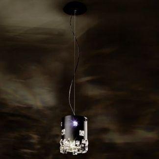 Lampa wisząca Mosaix Swarovski do pięknej jadalni