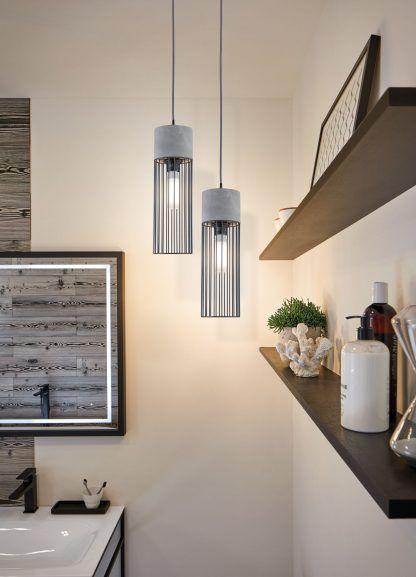 Lampa wisząca Neordic Henja do jadalni i salonu