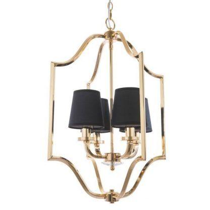Lampa wisząca New York do nowoczesnego salonu