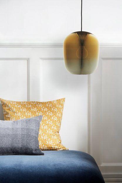 Lampa wisząca Ombre do nowoczesnego salonu