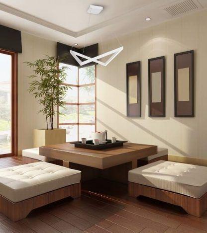 Lampa wisząca Origami do nowoczesnego salonu