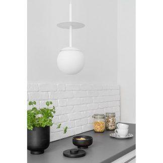 Lampa wisząca Plaat A nad blat kuchenny