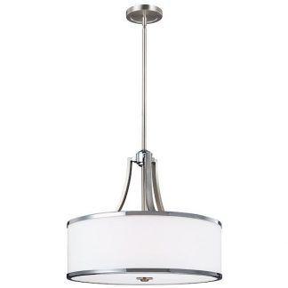 Lampa wisząca Prospect Park do eleganckiej sypialni