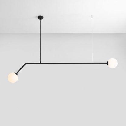 Lampa wisząca Pure do małego salonu