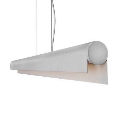 Lampa wisząca Q LED do nowoczesnego salonu