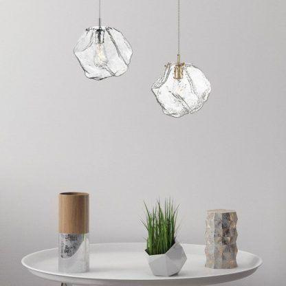 Lampa wisząca Rock do nowoczesnej kuchni