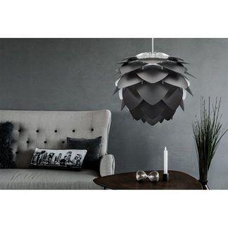 Lampa wisząca Silvia do nowoczesnego salonu