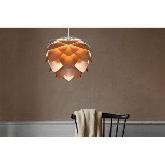 Lampa wisząca Silvia do stylowej sypialni