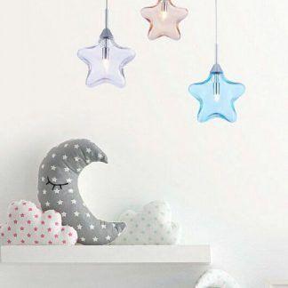 Lampa wisząca Star do pokoju dziecka
