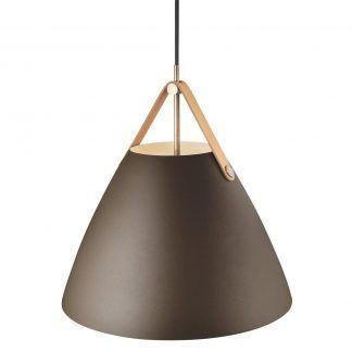 Lampa wisząca Strap 36 do gabinetu
