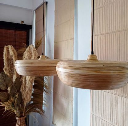 Lampa wisząca Wafa S do jadalni lub salonu