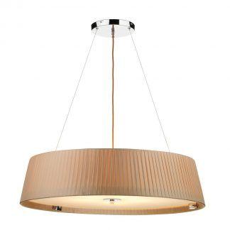 Lampa wisząca Wheel do stylowej sypialni