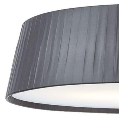 klosz - Lampa wisząca Wheel - plisowana nad stół