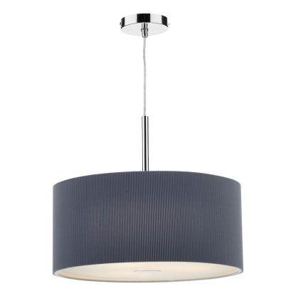 Lampa wisząca Zaragoza do stylowej sypialni