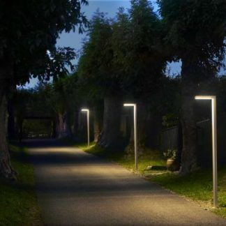 Lampa zewnętrzna Asker do oświetlenia ogrodu