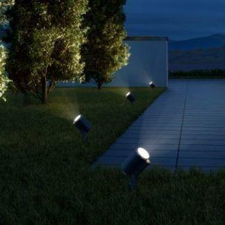 Lampa zewnętrzna Garden Nightautomatic do ogrodu