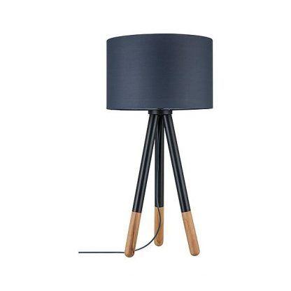 zgaszona Lampka stołowa Neordic Rurik na szafkę