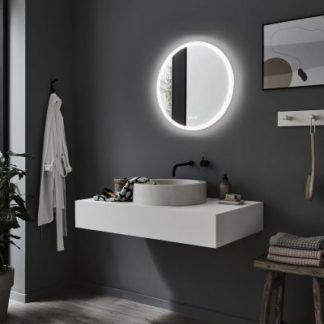 Lustro łazienkowe HomeSpa Mirra
