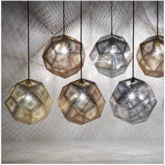 Lampa wisząca Futuri Star nad stołem