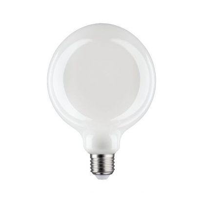 Mleczna żarówka Globe 125 - E27, 2700K, 7W