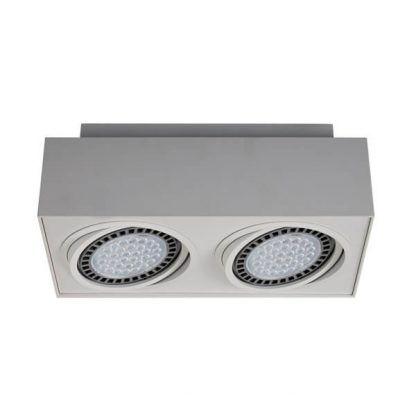 Oczko sufitowe Boxy jako oświetlenie blatu w kuchni