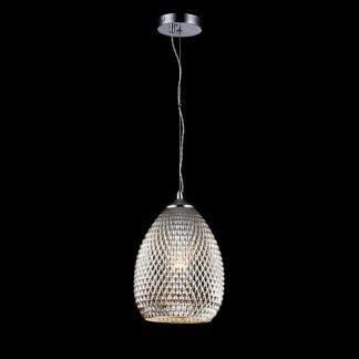 Oryginalna lampa wisząca Moreno do sypialni