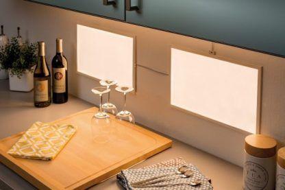 Panel LED Glow jako oświetlenie lub dekoracja