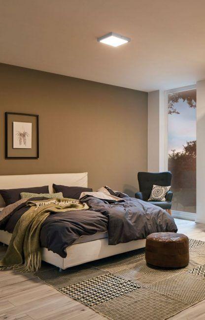 Plafon Atria do nowoczesnej sypialni