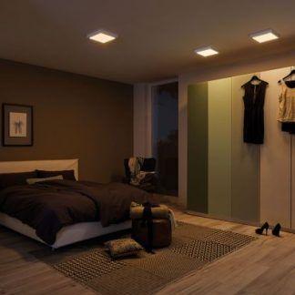 Plafon Carpo S do dużej sypialni