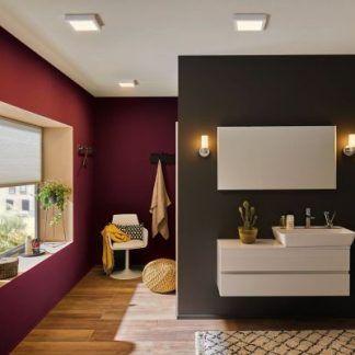 Plafon Lunar do łazienki lub kuchni