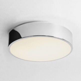 Plafon Mallon LED do oświetlenia łazienki