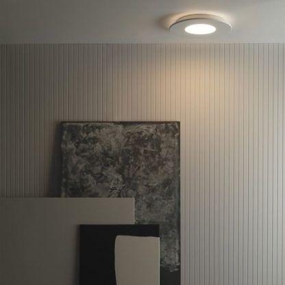Plafon Zero Round do nowoczesnej kuchni