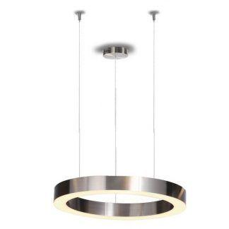 Lampa wisząca Circle jako doświetlenie salonu