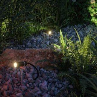 Reflektor zewnętrzny Plantini do ogrodu